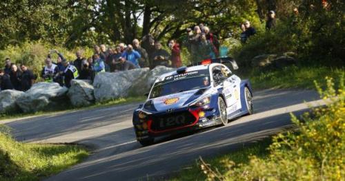 Rallye - WRC - Corse - Thierry Neuville s'impose, Ogier deuxième