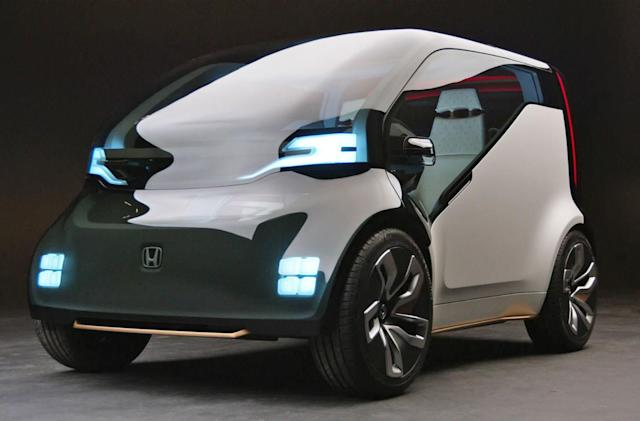 Honda's connected cars will communicate over 5G