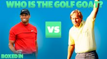 Boxed In: Who is the golf g.o.a.t. – Jack Nicklaus or Tiger Woods?