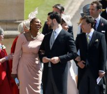 Queen of tennis Serena Williams preps for royal wedding