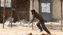 Syrian rebels launch Aleppo counter attack