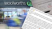 Woman's savvy Woolies shop saves her nearly $5k in 20c sale