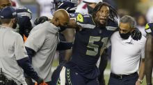 Seahawks defense suffers season-ending blows to Bruce Irvin, Marquise Blair