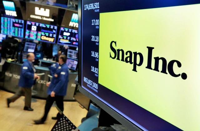 Snap Inc has somehow broken a revenue record this quarter