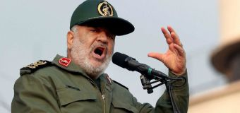 Iranian military commander delivers warning to U.S.
