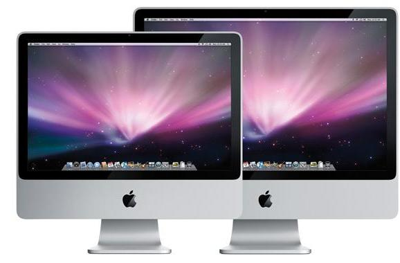 Apple updates iMac as expected