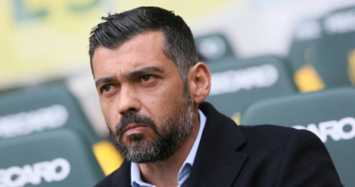 Foot - POR - Sergio Conceiçao présenté officiellement par le FC Porto