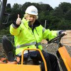 PM Johnson demands Britain 'Build, build, build' to beat COVID-19 slump