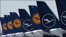 Lufthansa verliert eine Million Euro - pro Stunde
