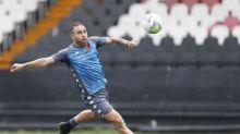 Bruno César comemora nova chance no Vasco de Ramon: 'Ele sabe tirar o melhor de cada jogador'