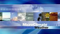 MicroClimate Forecast: Monday, December 31, 2012 (Morning)