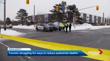 Latest Toronto pedestrian death spurs calls for action