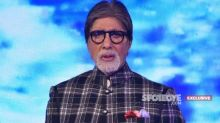 Post Eye Surgery Amitabh Bachchan Is Home And Raring to Get Back To Work- EXCLUSIVE