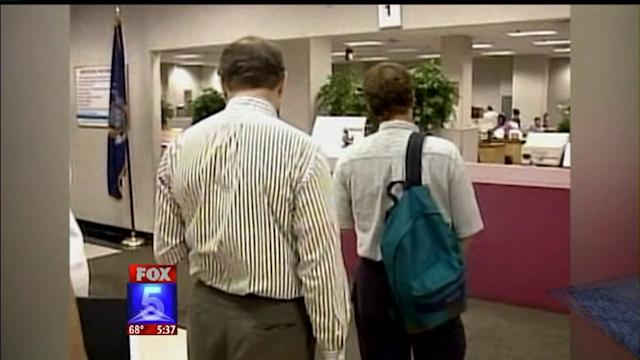 County Unemployment Rate Drops