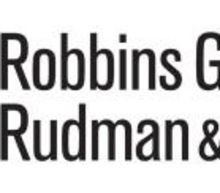 Robbins Geller Rudman & Dowd LLP Files Class Action Suit Against Credit Suisse Group AG