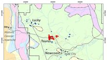 Margaux Resources announces results of 2019 exploration program at Cassiar Gold Property