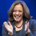 Eyewitness This: Sen. Kamala Harris promises teachers $13K raise, IE lake full for 1st time in 15 years, CA bill may nix paper receipts
