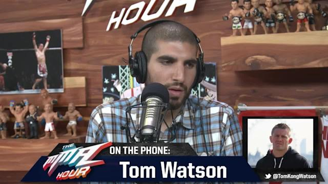 The MMA Hour - Episode 192 - Tom Watson