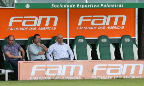 Palmeiras decide parar de divulgar lista de relacionados para os jogos