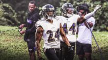 Ravens news: Marcus Peters, Marlon Humphrey caught fishing