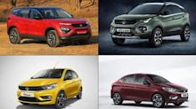 Huge discounts on select BS6-compliant Tata cars this festive season