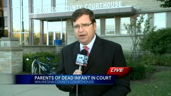 Oconomowoc parents charged in baby girl's death