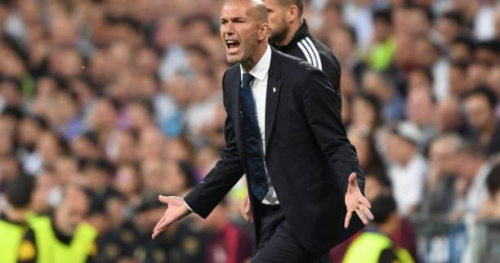 Foot - C1 - Real - Zinedine Zidane (Real Madrid) : «Je vis quelque chose de fou»