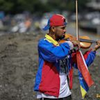 Violinist injured as Venezuelan protest violence flares and country braces for a fresh general strike
