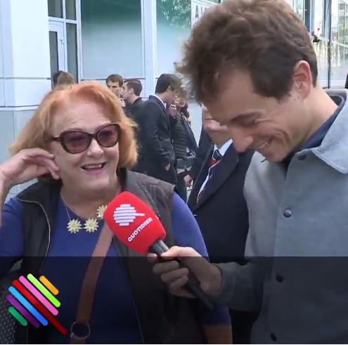 """""""Toi aussi t'aimes les vieilles?"""": Cette filloniste a mis Hugo Clément de """"Quotidien"""" très mal à l'aise"""