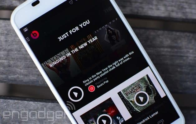 Beats Music adds new options for enhanced personalization