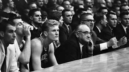 In Kentucky, a struggle to frame Rupp's legacy