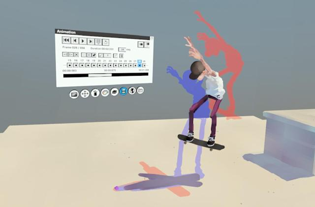 Facebook's Quill tool now lets you animate VR