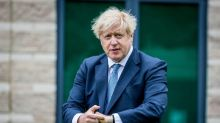 """UK PM Johnson praises Northern Ireland's Hume as a """"political giant"""""""