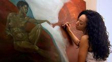 Recrea clásicos del arte con personajes negros: ¡Destruyendo el patriarcado!