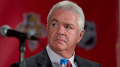 Dale Tallon is sinking the Panthers