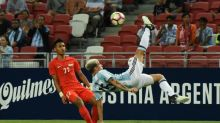 Singapore vs Argentina: Fans disappointed with lack of effort from both teams