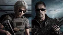 Heavy artillery on display in new 'Terminator: Dark Fate' character posters