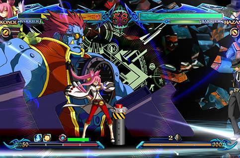 Report: BlazBlue: Chrono Phantasma coming to Vita, at least in Japan