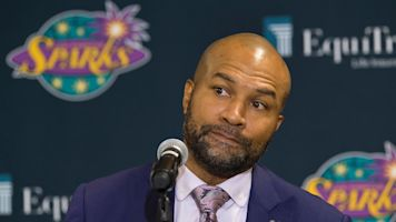 Fisher aims to forget past in fresh WNBA start