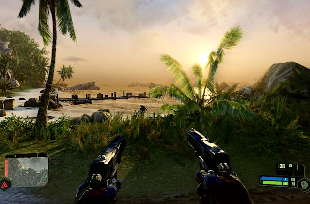 'Crysis Remastered' trailer proves the Switch can run 'Crysis'