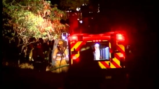 Fire burns the home of three Waianae residents
