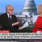 Kellyanne Conway Clashes With Wolf Blitzer As CNN Shows Clip Of Her Husband's Anti-Trump Commentary On Impeachment Hearing
