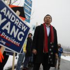 Andrew Yang is feeling snubbed from the DNC speakers lineup