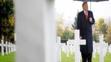 Democrats, after report that Donald Trump disparaged war dead, eye chance to win over military voters
