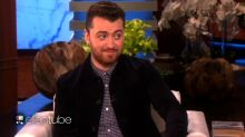 Sam Smith Nailed 'Spectre' Song on First Try
