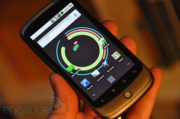 Exclusive: Google Nexus One hands-on, video, and first impressions