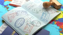 Interactive map reveals the countries with the most powerful passports