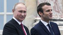 Poutine et Macron insistent pour préserver l'accord iranien