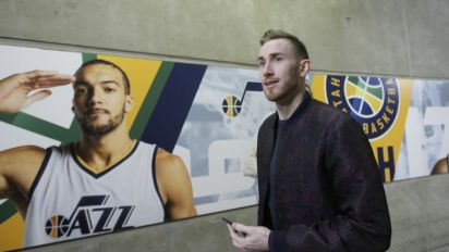 Gordon Hayward explains move to Boston