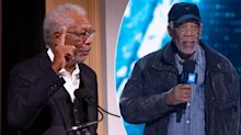 Morgan Freeman demands retraction and apology